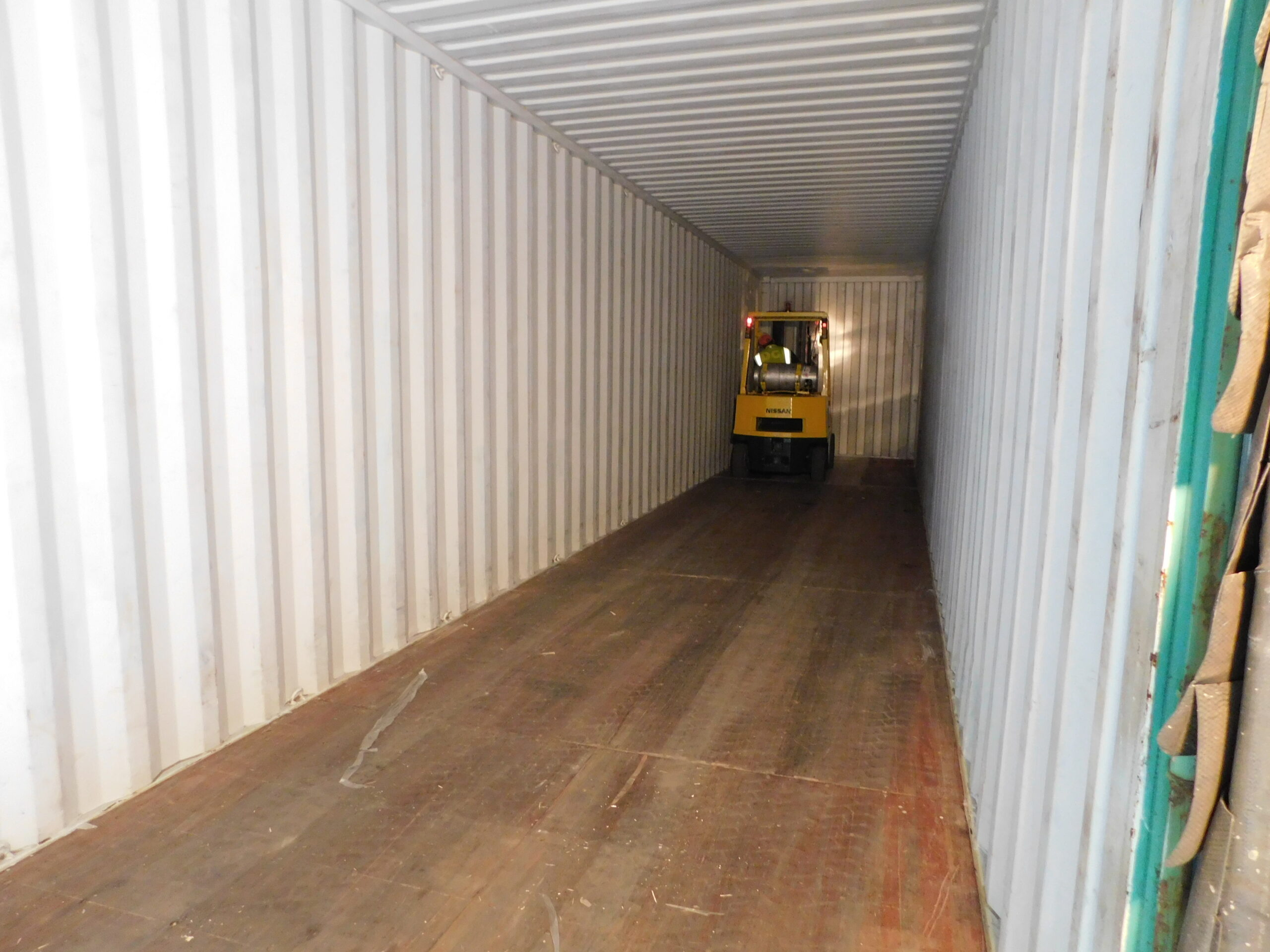 Containerizing