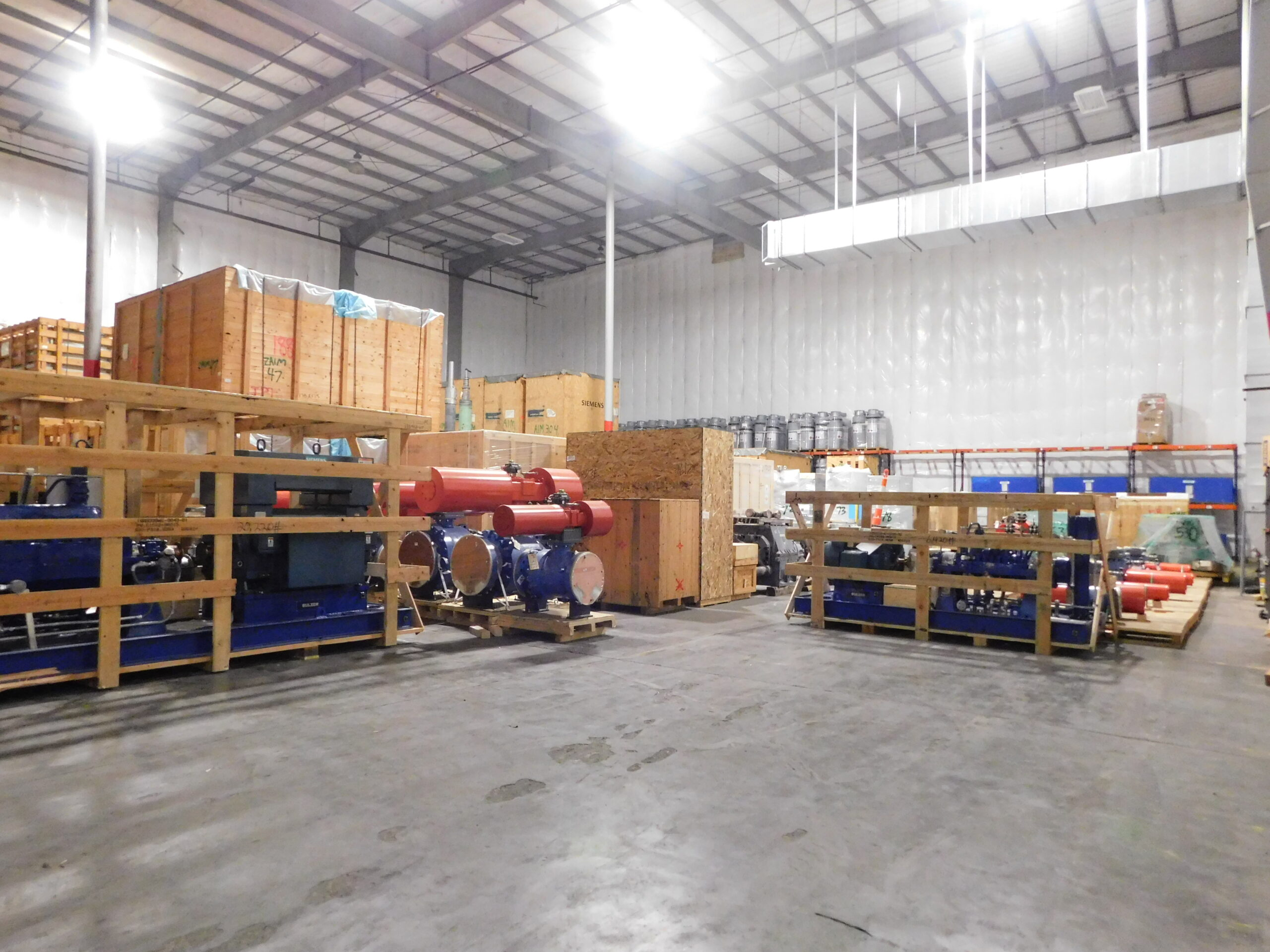 Inside FTZ Climate Control