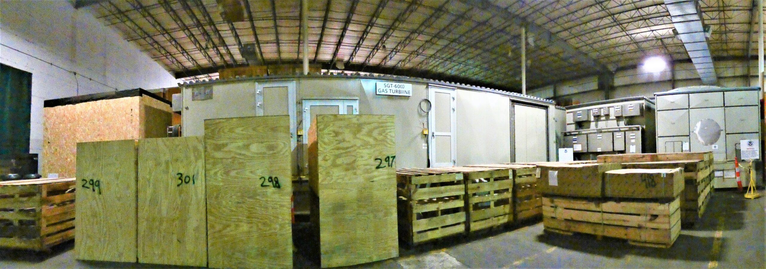 Outside FTZ Storage